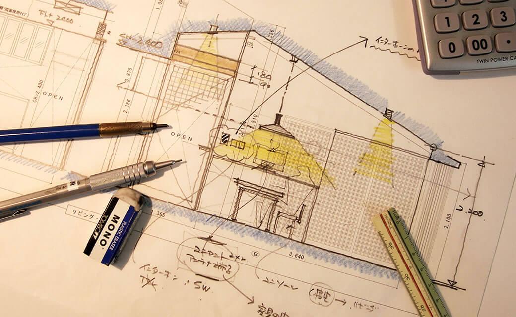 新築を造る!家を建てる際のコストダウンとは・・③ 計画前編