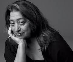 偉大なる女性建築家ザハ・ハディド他界
