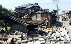 地震で壊れた住宅の行く末