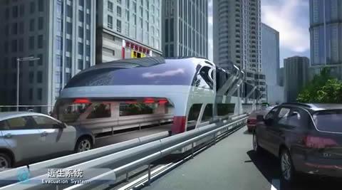 作るのは早すぎ!新型バス構想プロジェクト発表から1か月で実車走行実験へ 【中国】