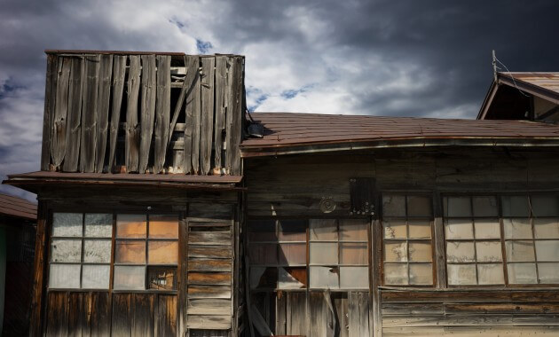 伊勢原の有名な幽霊ビル、ついに解体か!