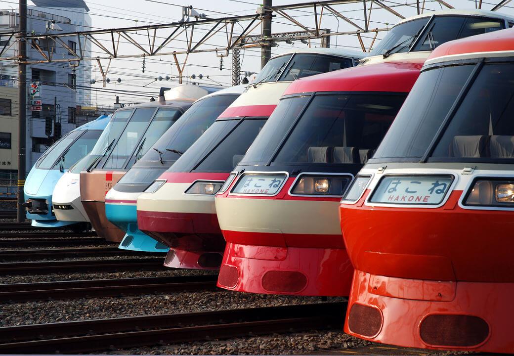 歴代ロマンスカーなどの保存車両を一部解体か! 小田急電鉄