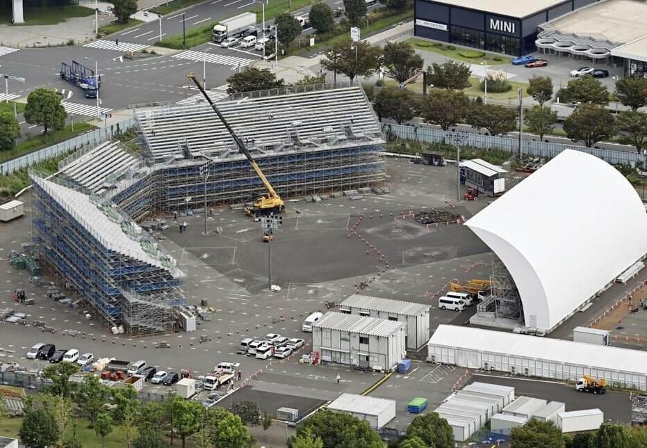 東京五輪・パラリンピック終了から1か月、解体工事の様子と税金の使われ方!